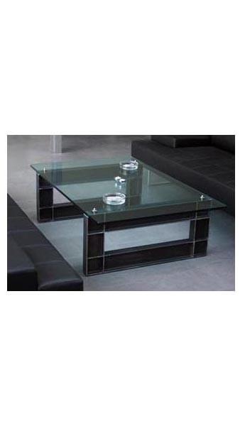 Dovy elmalan transformation d 39 espaces table en verre - Ligstoel pour table ...